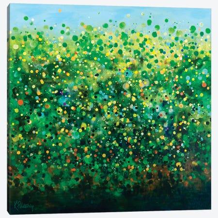 Sounds Of Summer Canvas Print #KRP23} by Kristen Pobatschnig Canvas Artwork