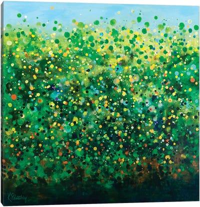 Sounds Of Summer Canvas Art Print