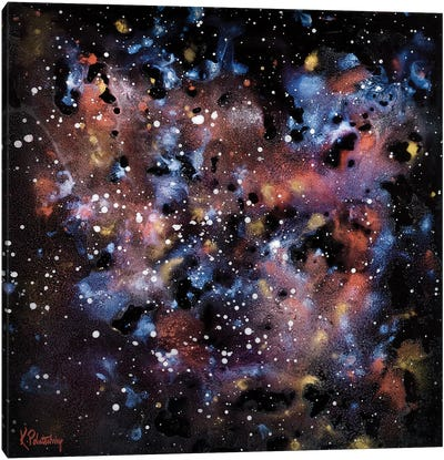 Stars I Canvas Art Print