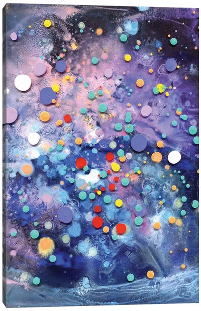 Subterranean Landscape III Canvas Art Print
