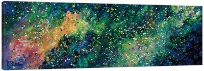 The Light That Can Be Heard Canvas Art Print