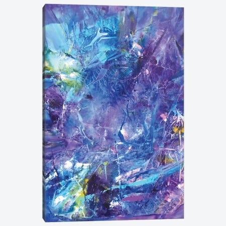 Ultra Violet Canvas Print #KRP32} by Kristen Pobatschnig Canvas Print