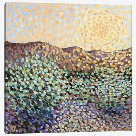 Radiant Light Canvas Print #KRP38} by Kristen Pobatschnig Canvas Art Print