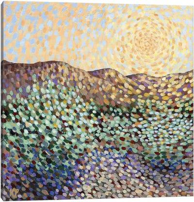 Radiant Light Canvas Art Print