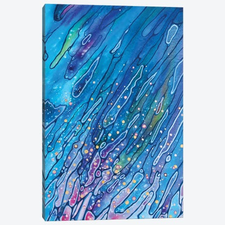 Cosmic Wash Canvas Print #KRP7} by Kristen Pobatschnig Canvas Art