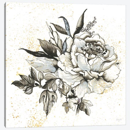 Elegance II Canvas Print #KRR28} by Kristy Rice Canvas Wall Art
