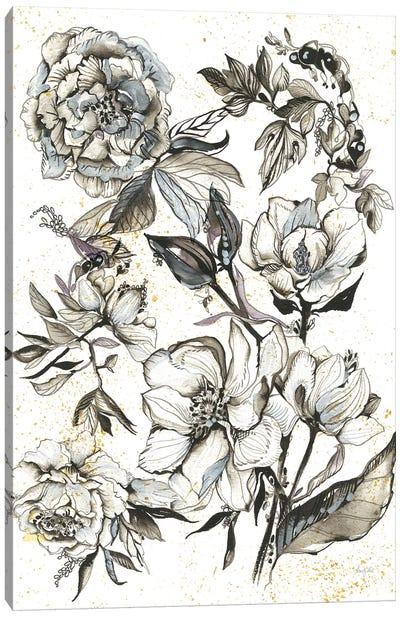 Elegance II Canvas Art Print