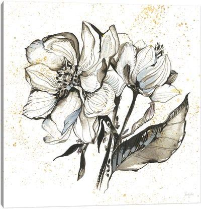 Elegance III Canvas Art Print