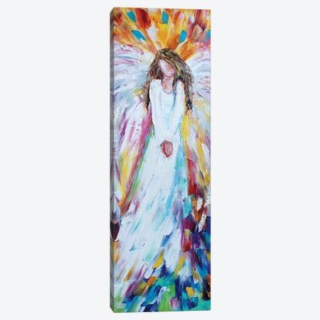 Angel Of Joy Canvas Print #KRT18} by Karen Tarlton Canvas Art Print