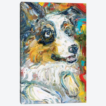 Bella Canvas Print #KRT34} by Karen Tarlton Canvas Artwork