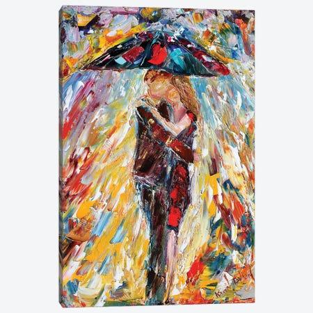Embrace Canvas Print #KRT61} by Karen Tarlton Canvas Wall Art