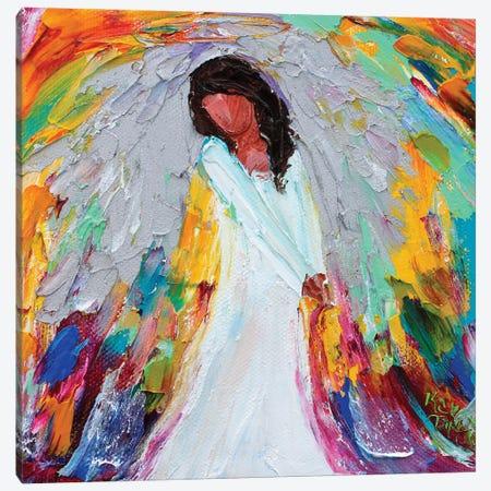 Angel Canvas Print #KRT6} by Karen Tarlton Canvas Artwork