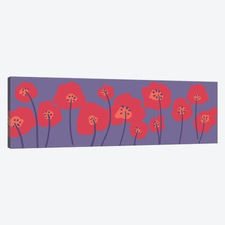 Flowerbox I Canvas Print #KRU25} by Kris Ruff Canvas Art