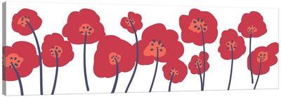 Flowerbox IV Canvas Art Print