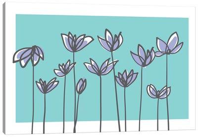 Jardin XI Canvas Art Print