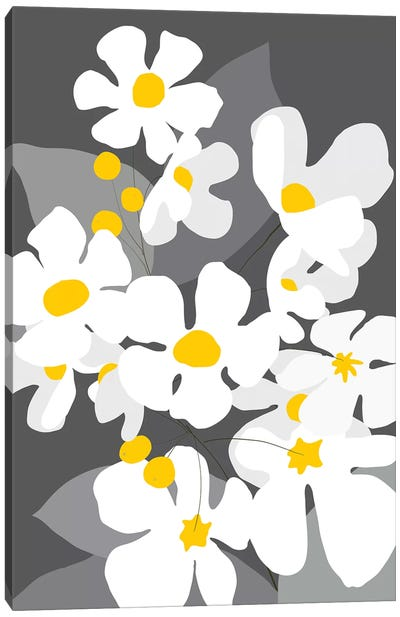 Spring Blossoms I Canvas Art Print