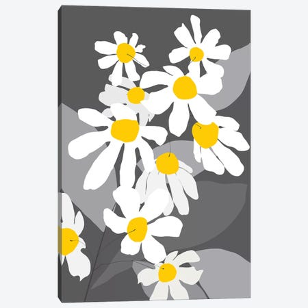 Spring Blossoms II Canvas Print #KRU59} by Kris Ruff Canvas Artwork