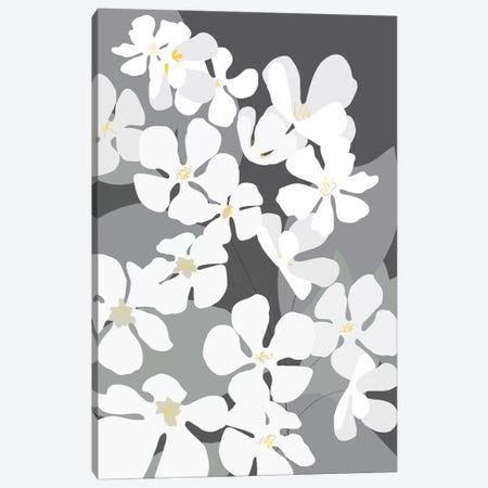 Spring Blossoms III Canvas Print #KRU60} by Kris Ruff Canvas Art Print