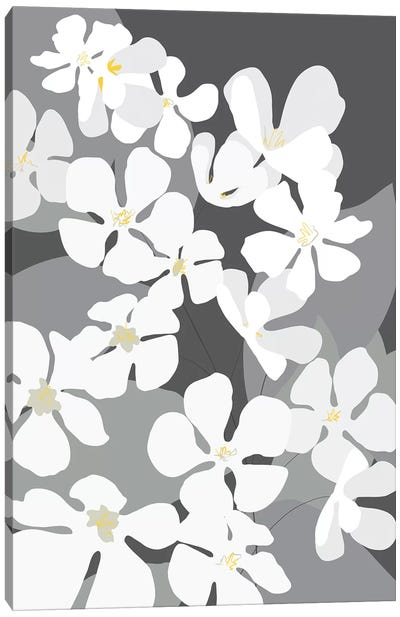 Spring Blossoms III Canvas Art Print