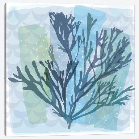 Barrier Reef Coral I Canvas Print #KRU78} by Kris Ruff Canvas Art