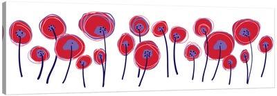 Poppies I Canvas Art Print