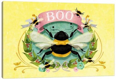Boobee Canvas Art Print