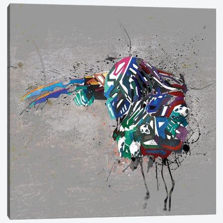 Predator Canvas Print #KSK33} by Katia Skye Canvas Art Print