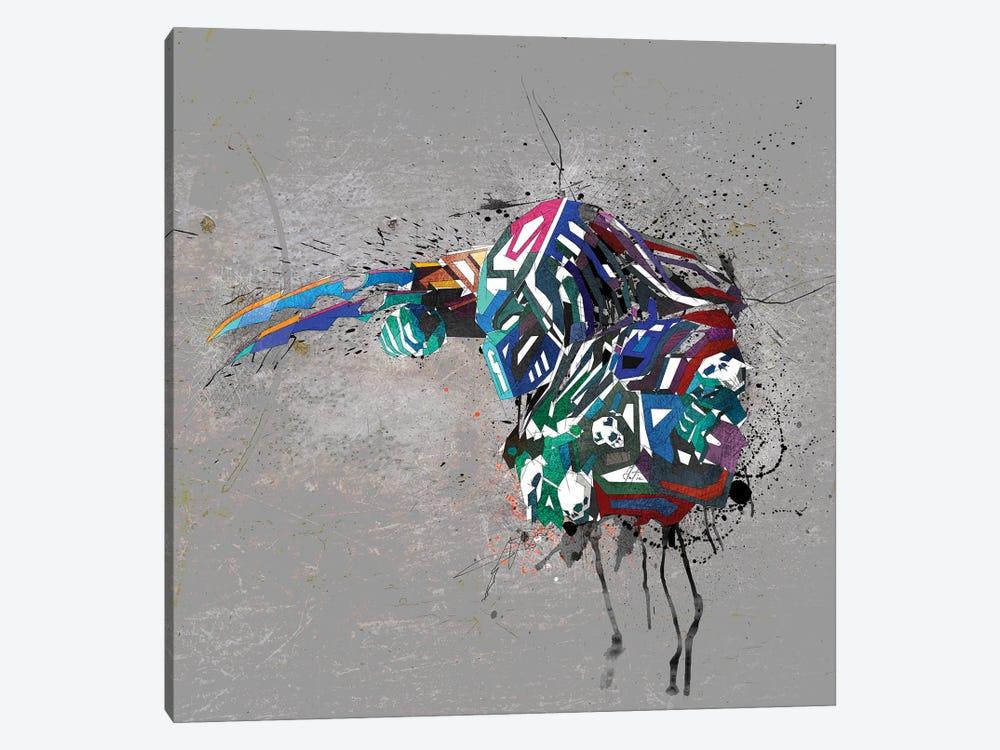 Predator by Katia Skye 1-piece Canvas Art Print