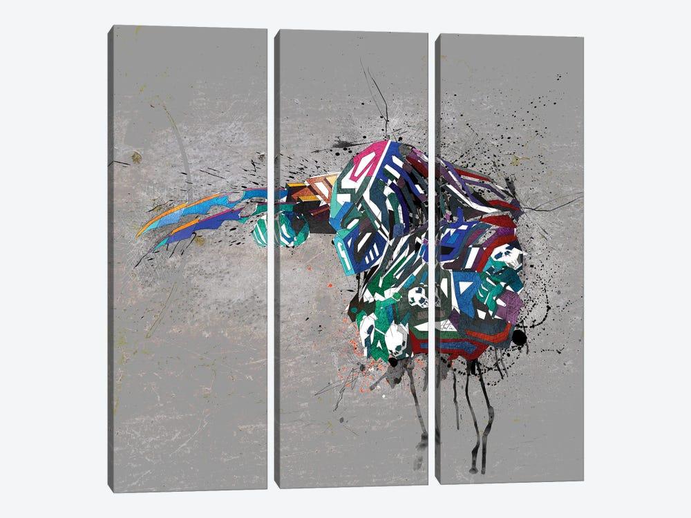 Predator by Katia Skye 3-piece Art Print