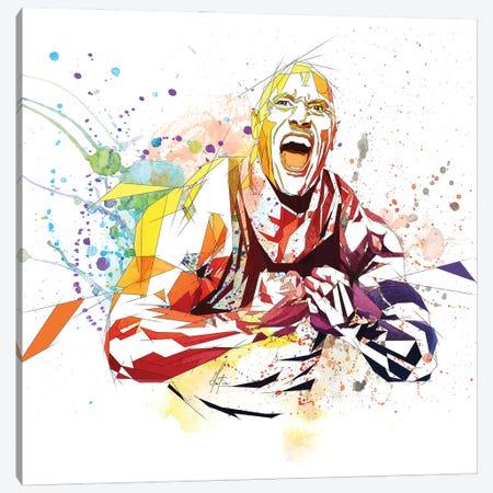 The Rock Canvas Print #KSK36} by Katia Skye Canvas Art