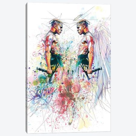 Xxxtentacion Canvas Print #KSK40} by Katia Skye Canvas Artwork