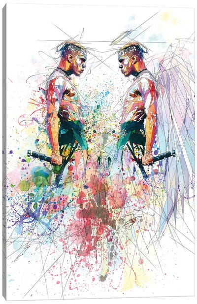 Xxxtentacion Canvas Art Print