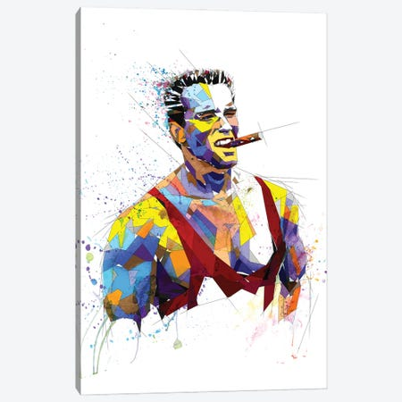 Arnold Color Canvas Print #KSK5} by Katia Skye Canvas Art Print