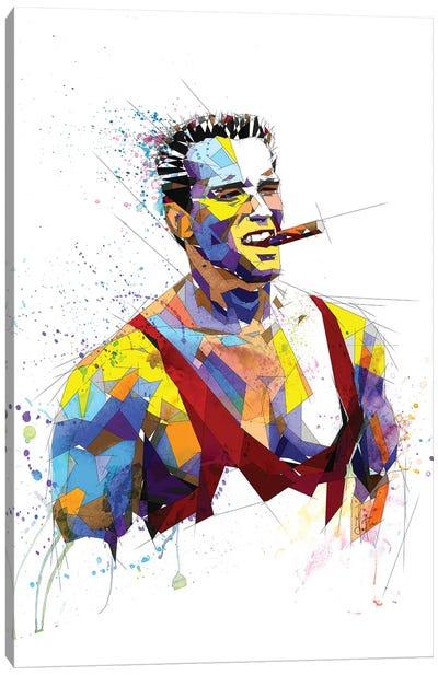 Arnold Color Canvas Art Print