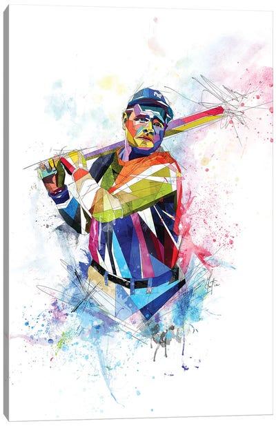 Babe Ruth Canvas Art Print