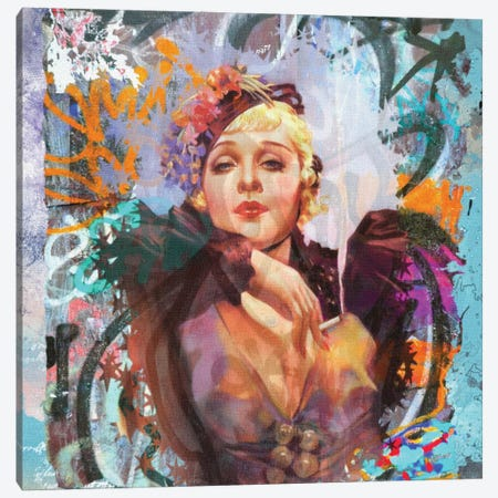 Sultry Canvas Print #KSM1} by Karen Smith Canvas Art
