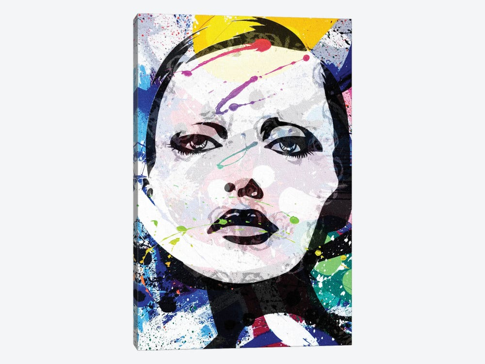 Headpaint I by Karen Smith 1-piece Canvas Art