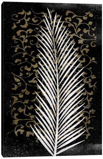 Dark Tropical II Canvas Art Print