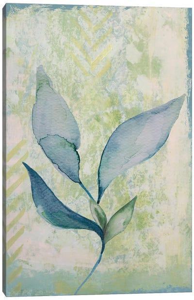 Leaf Abstract II Canvas Art Print
