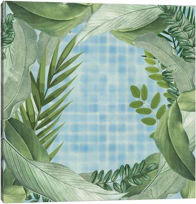 Tropic I Canvas Art Print