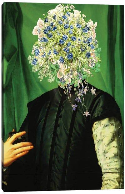Vintage Head II Canvas Art Print