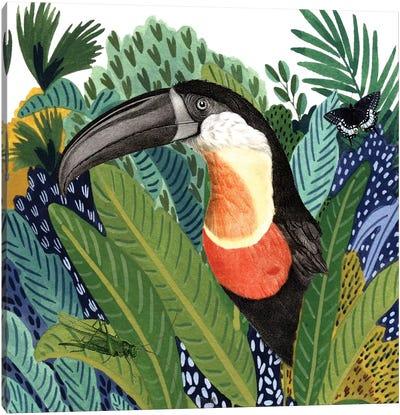 Wild Jungle II Canvas Art Print