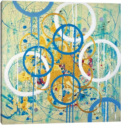 Radians VIII Canvas Art Print