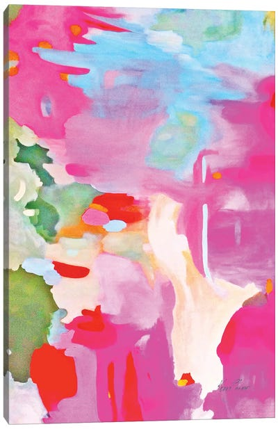 Equinox Rising Canvas Art Print