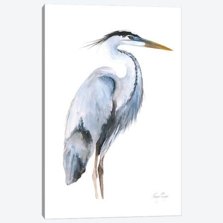 Heron Canvas Print #KSP43} by Kerri Shipp Canvas Print