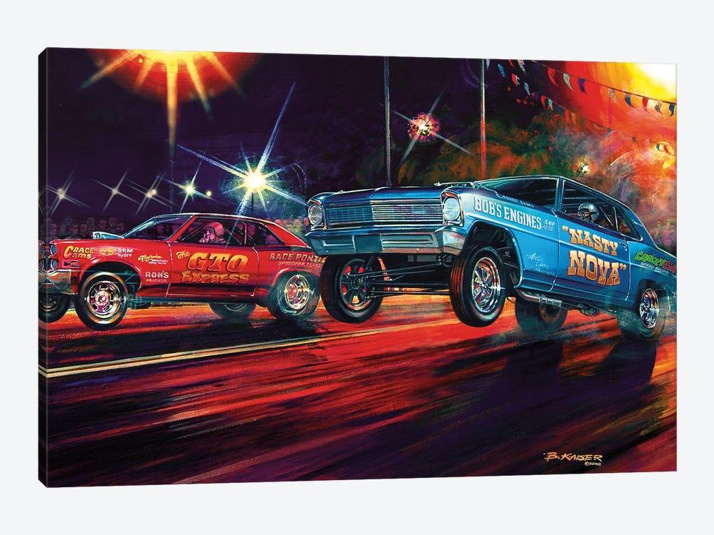 Lift Off by Bruce Kaiser 1-piece Canvas Print