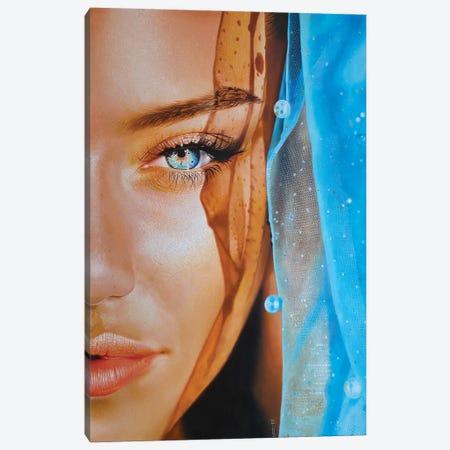Sunshine Canvas Print #KST15} by Krestniy Art Print