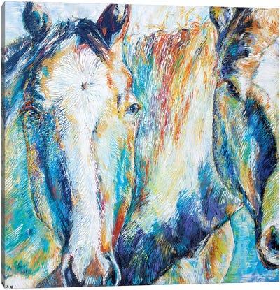 Light The Way Canvas Art Print