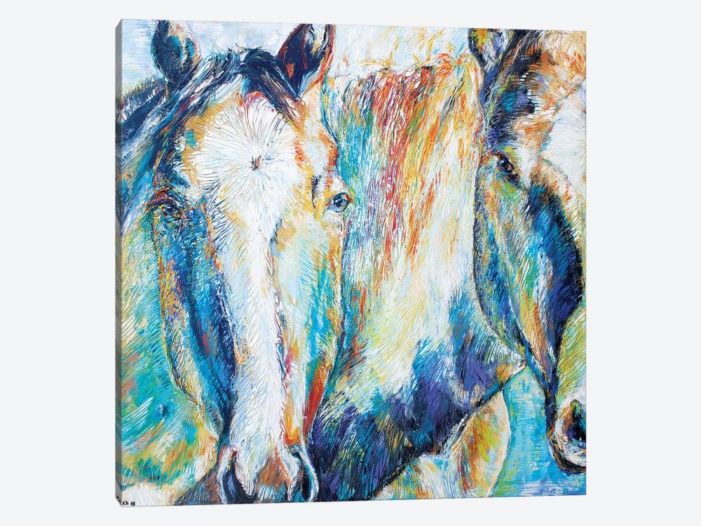 Light The Way by Kathleen Steventon 1-piece Canvas Art