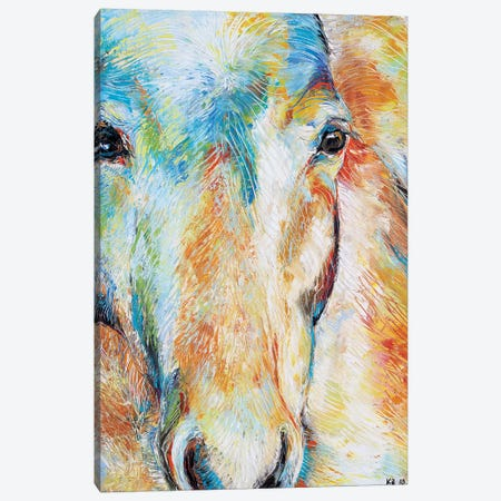Light Walker Canvas Print #KSV11} by Kathleen Steventon Canvas Wall Art